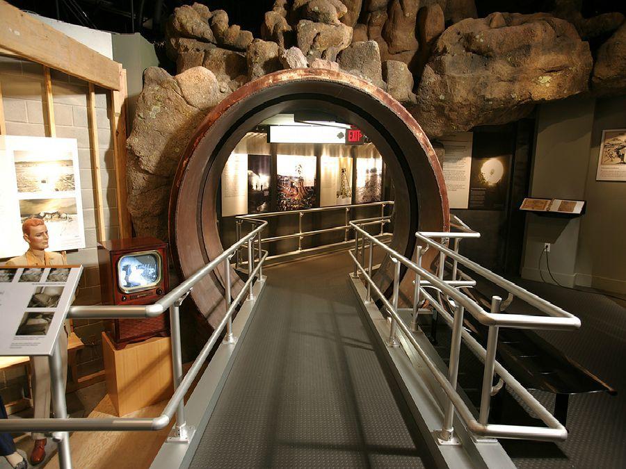 Музей ядерных испытаний в Лас-Вегасе