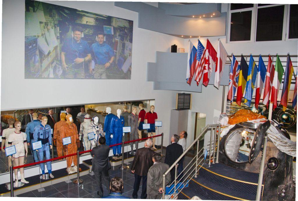 Музей космонавтики в городе Ростов-на-Дону