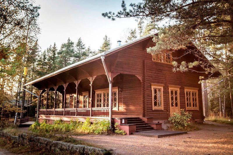 Дом-музей Александра III в Лангинкоски