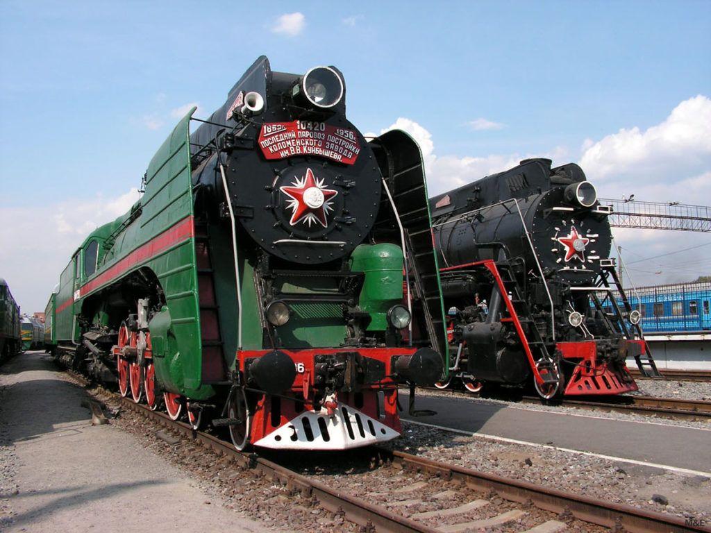 Ростовский музей железнодорожной техники