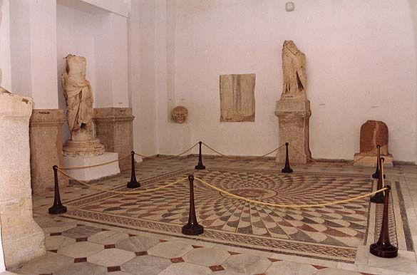 Археологический музей Сусса
