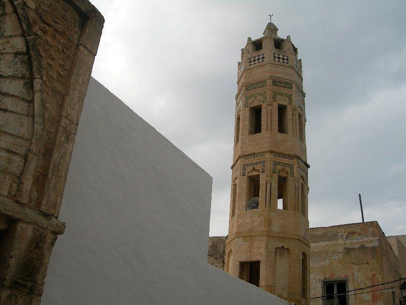 Архитектурный комлекс Зауйя Заккак в Суссе