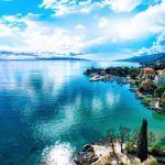 Курортный городок Опатия в Хорватии