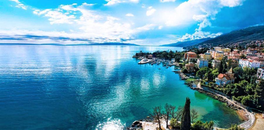 Хорватская Ривьера для любителей отдыха класса люкс – самые интересные предложения Опатии