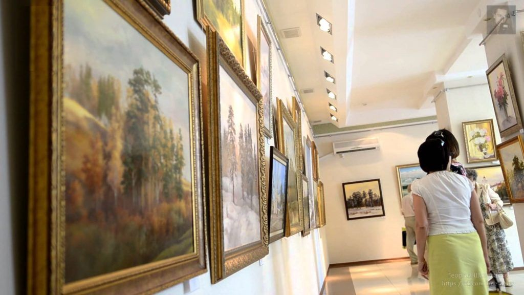 Областная картинная галерея, Порт Аяччо, остров Корсика, Франция