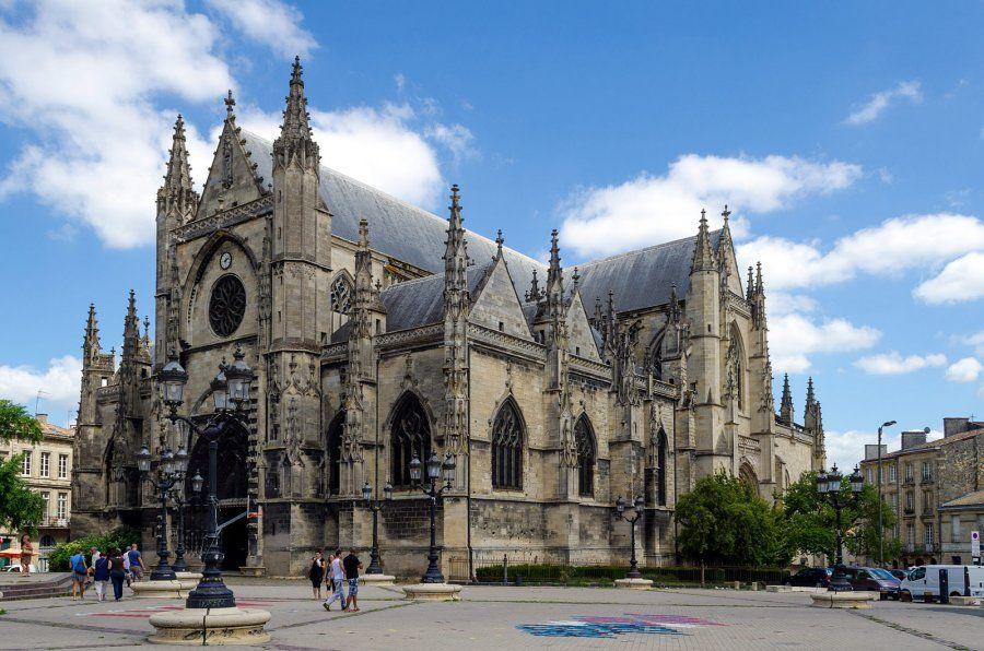 Базилика Святого Михаила в Бордо