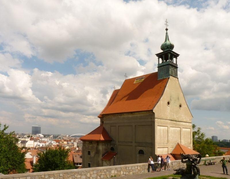 Храм Святого Николая в Братиславе
