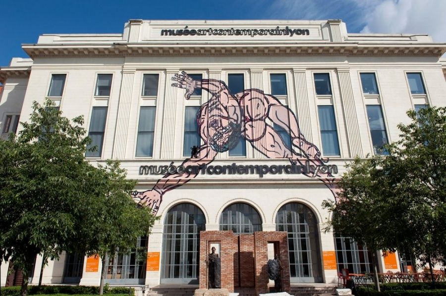 Музей современного искусства в Лионе