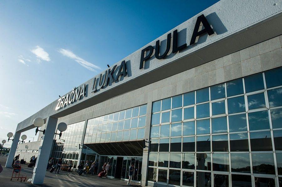 Пульский аэропорт