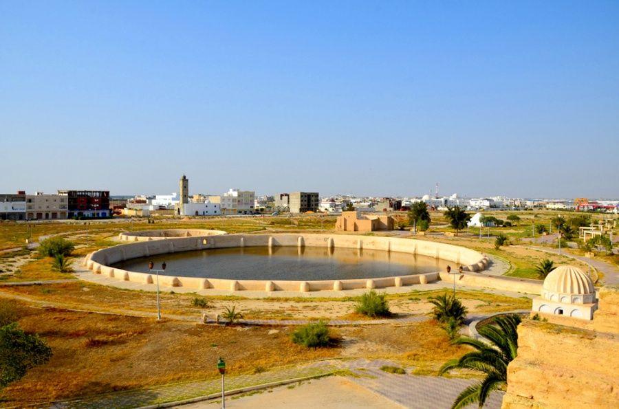 Бассейны Аглабидов в Суссе, Тунис