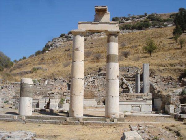 Дворец Пританеон в Эфесе