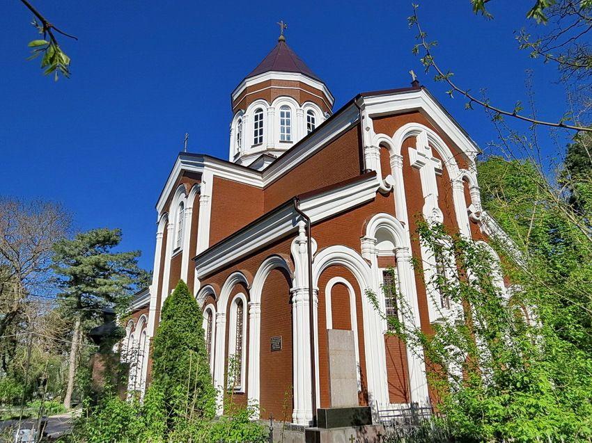 Старейшая церковь Ростова-на-Дону (Св.Карапета)