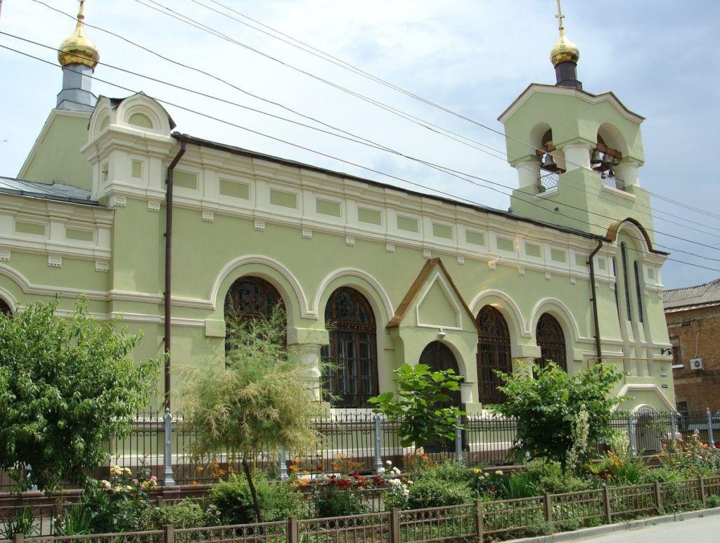 Старообрядческий Покровский собор в Ростове-на-Дону