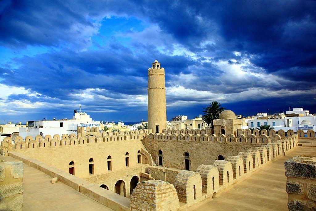 Крепость – монастырь Рибат в Суссе