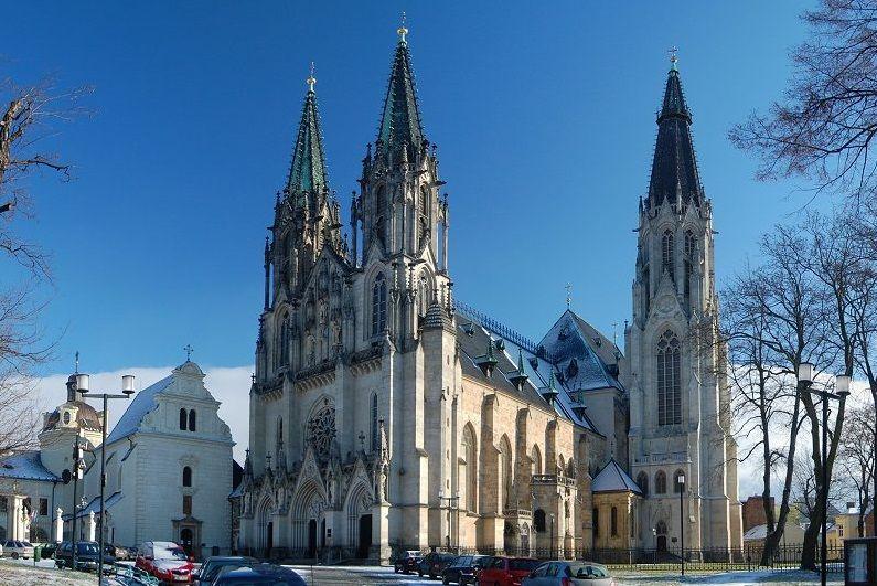 Кафедральный собор Св. Вацлава, Чехия, Оломоуц