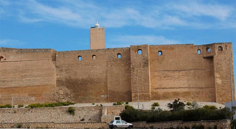 Крепость Касба, Сусс, Медина