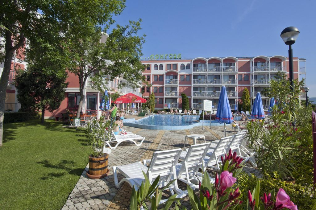 Longoza Hotel, Солнечный берег