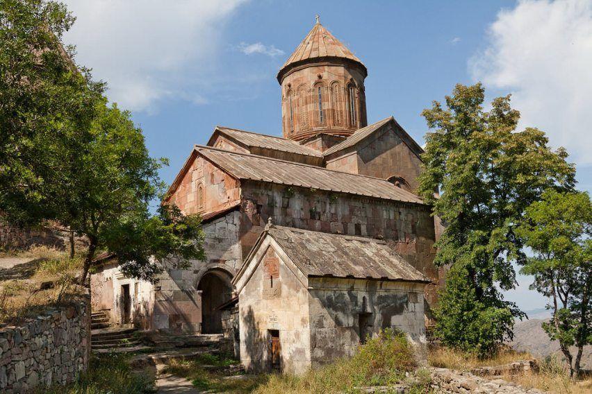 Монастырь Сапара близ Ахалцихе, Грузия