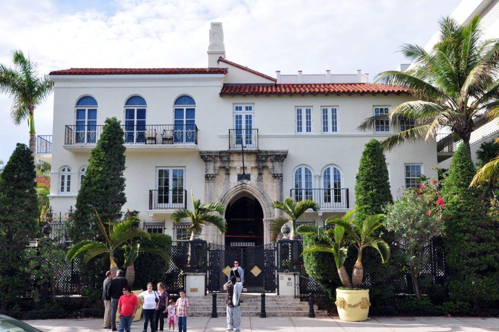 Особняк Версаче в Майами