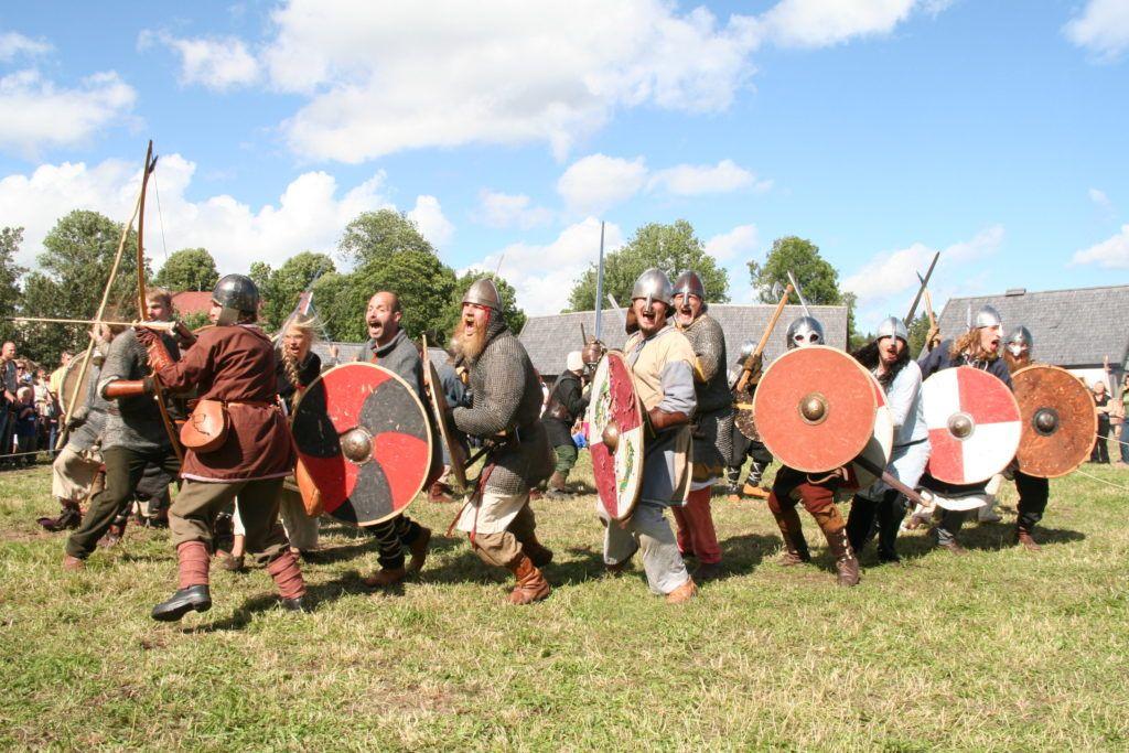 Ярмарка викингов в Сальтвике, Аландские острова