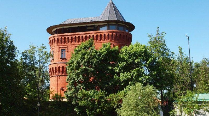 Владимирский музей в водонапорной башне