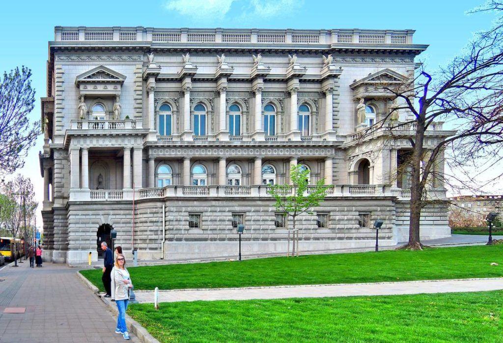 Сербия, Белград, Старый дворец