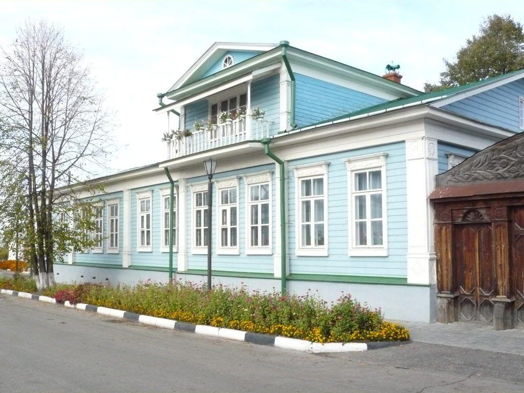 Дом графини Паниной в Городце