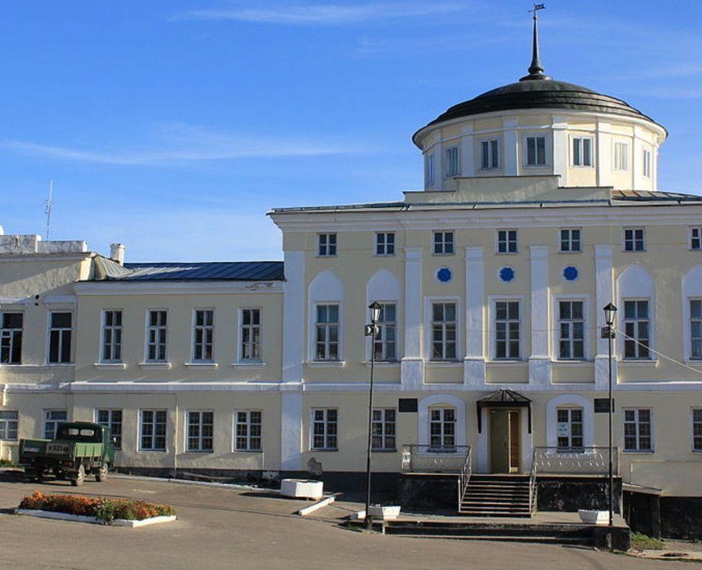 Краеведческий музей в доме купцов Алянчиковых в Касимове