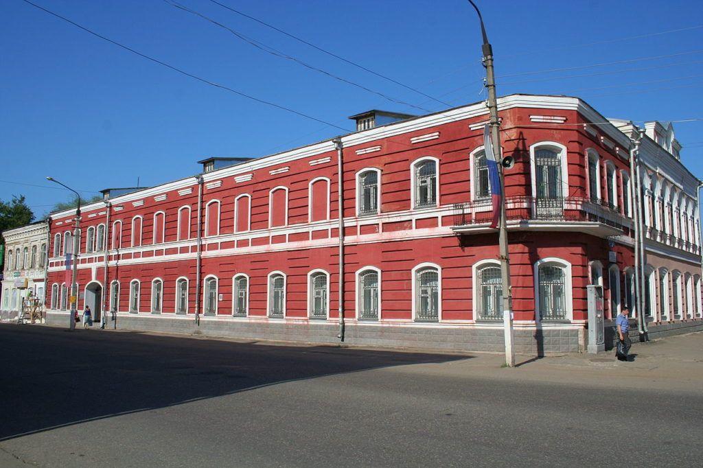 Краеведческий музей в Вышнем Волочеке