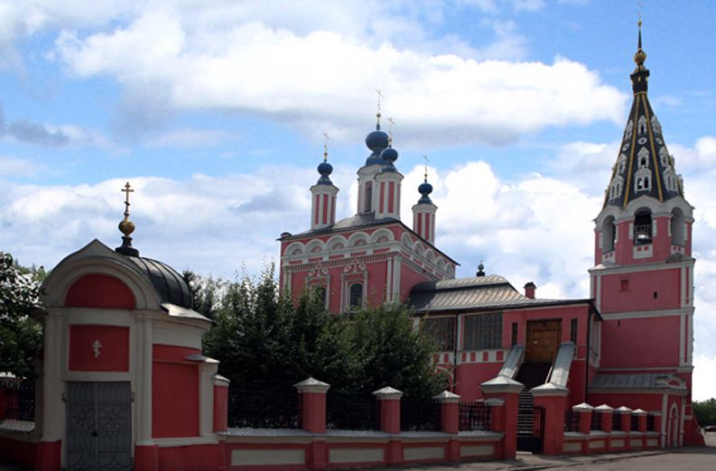 г. Калуга , Свято-Георгиевский собор