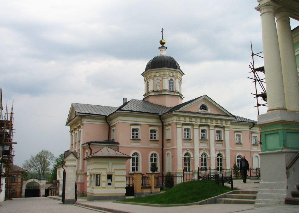 Церковь Марии Египетской в г.Козельск