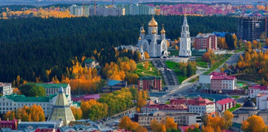 Необычное путешествие по Владимиру