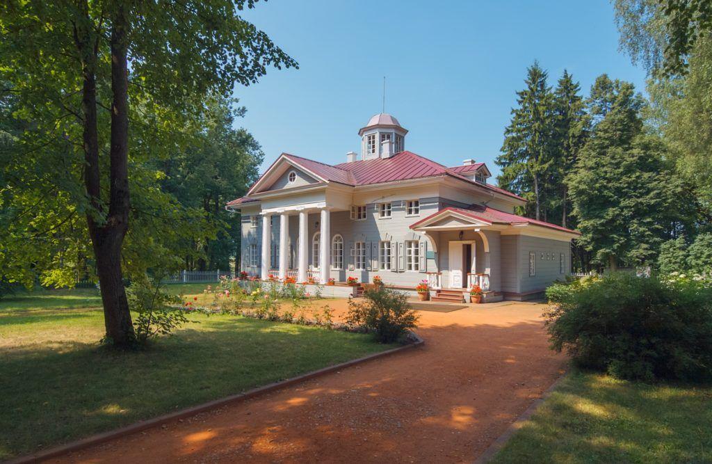 Усадьба Ганнибал близ Звенигорода
