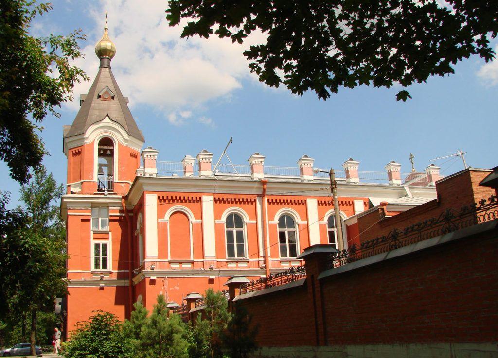 Церковь Вознесения Господня в Колпино, Санкт-Петербург