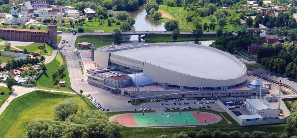 г.Коломна, Спортивный центр «Коломна»