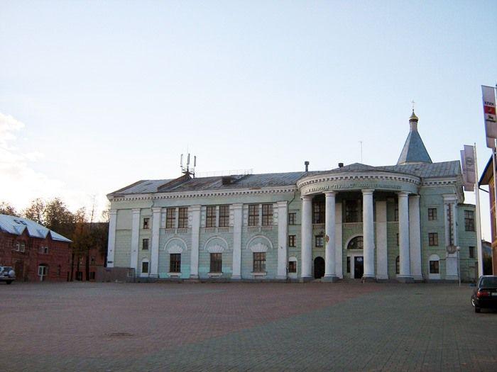 Троицкий Собор в городе Клин