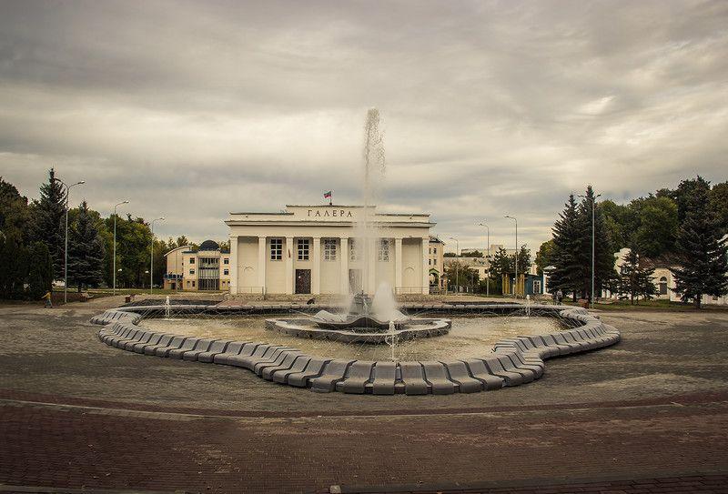 Владимирский центральный парк культуры и отдыха