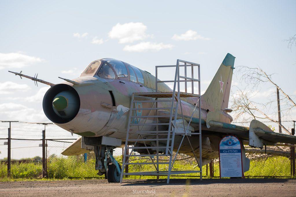 Музей авиации имени Гагарина в Кургане