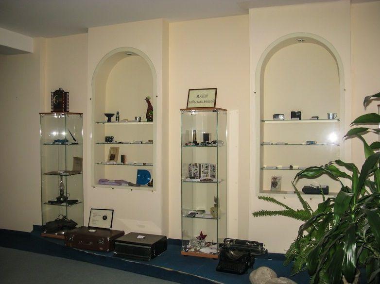 Музей забытых вещей в Великом Новгороде