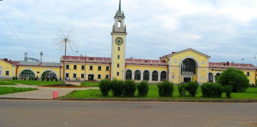 Образец советской культуры и архитектуры Волхов