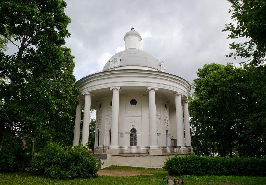 Часовня Святой Екатерины в Валдае