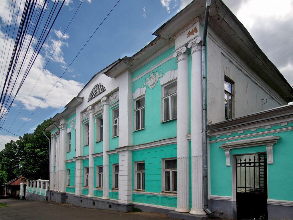 Художественный музей в усадьбе Первушина, Александров