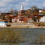 Город Касимов в Рязанской области