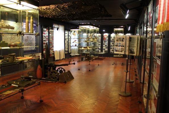 Музей истории Ижорского завода в Колпино, Санкт-Петербург