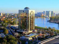 Краснодар – город ярких цветов и тенистых садов