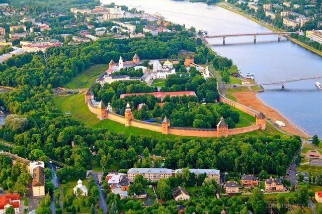 Великий Новгород – отсюда начиналась красивая и могучая матушка Русь