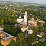 Город Волоколамск в Московской области