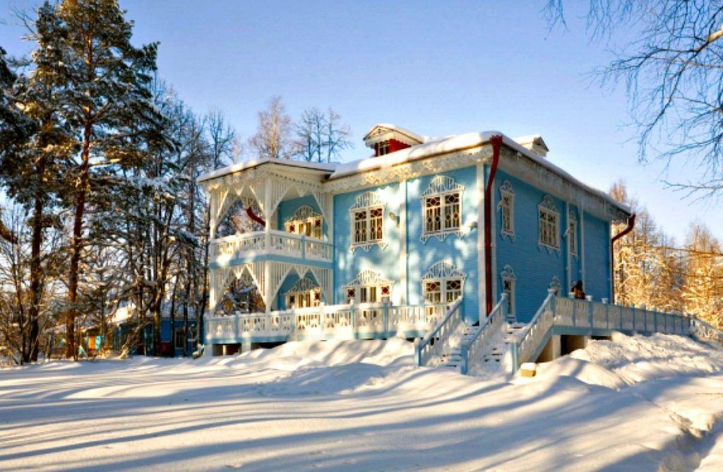 Владения Снегурочки в Костроме
