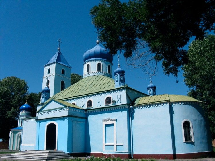 Церковь Архангела Михаила в Ейске