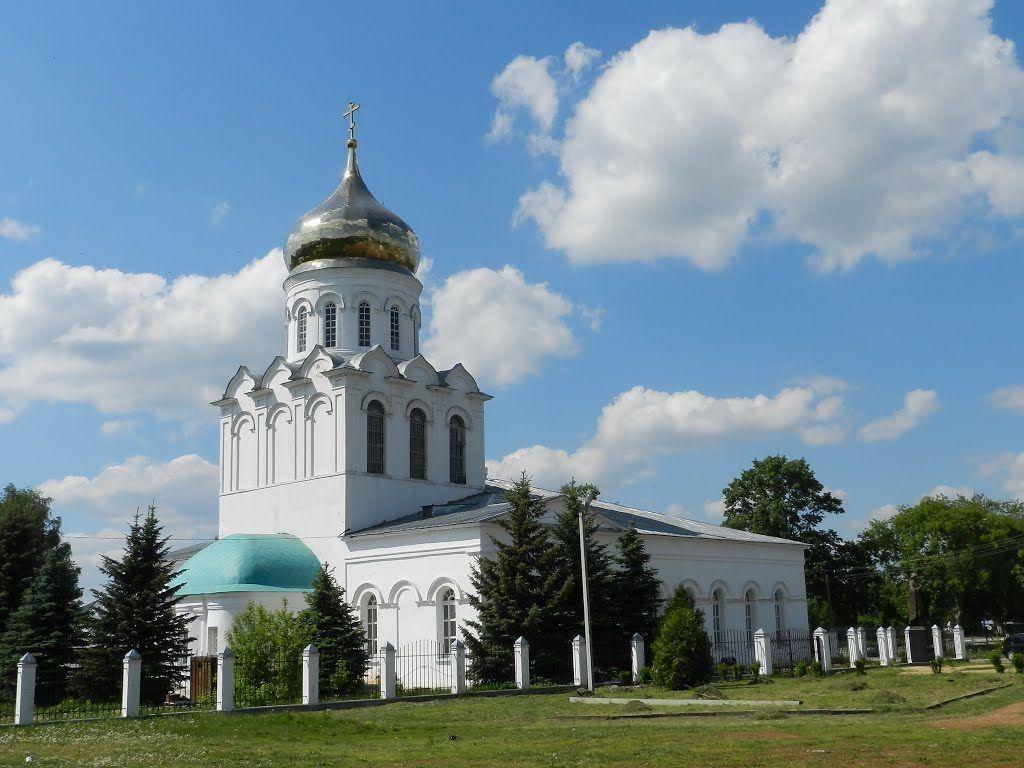 Собор Рождества Христова в городе Александров